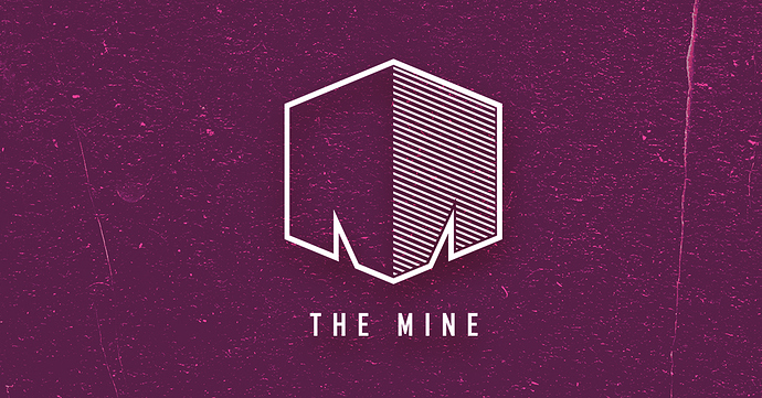 THE MINE EVENT COVER FEB20